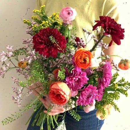 Flores a domicilio Madrid Ramo MARINA