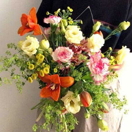flores a domicilio en Madrid