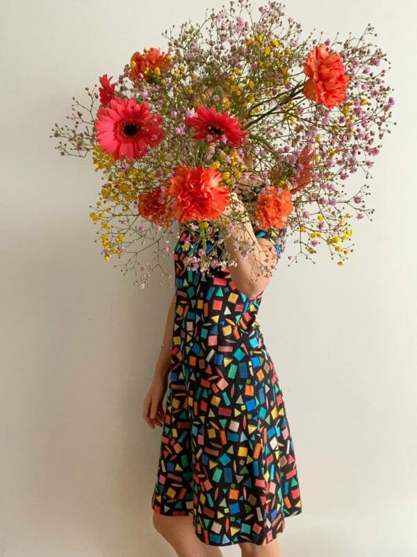 Ramo de flores ELEONORA