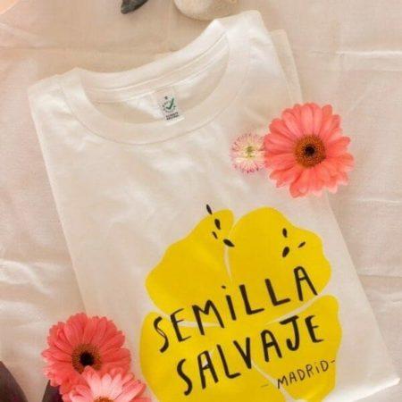Camiseta Semilla Salvaje 1