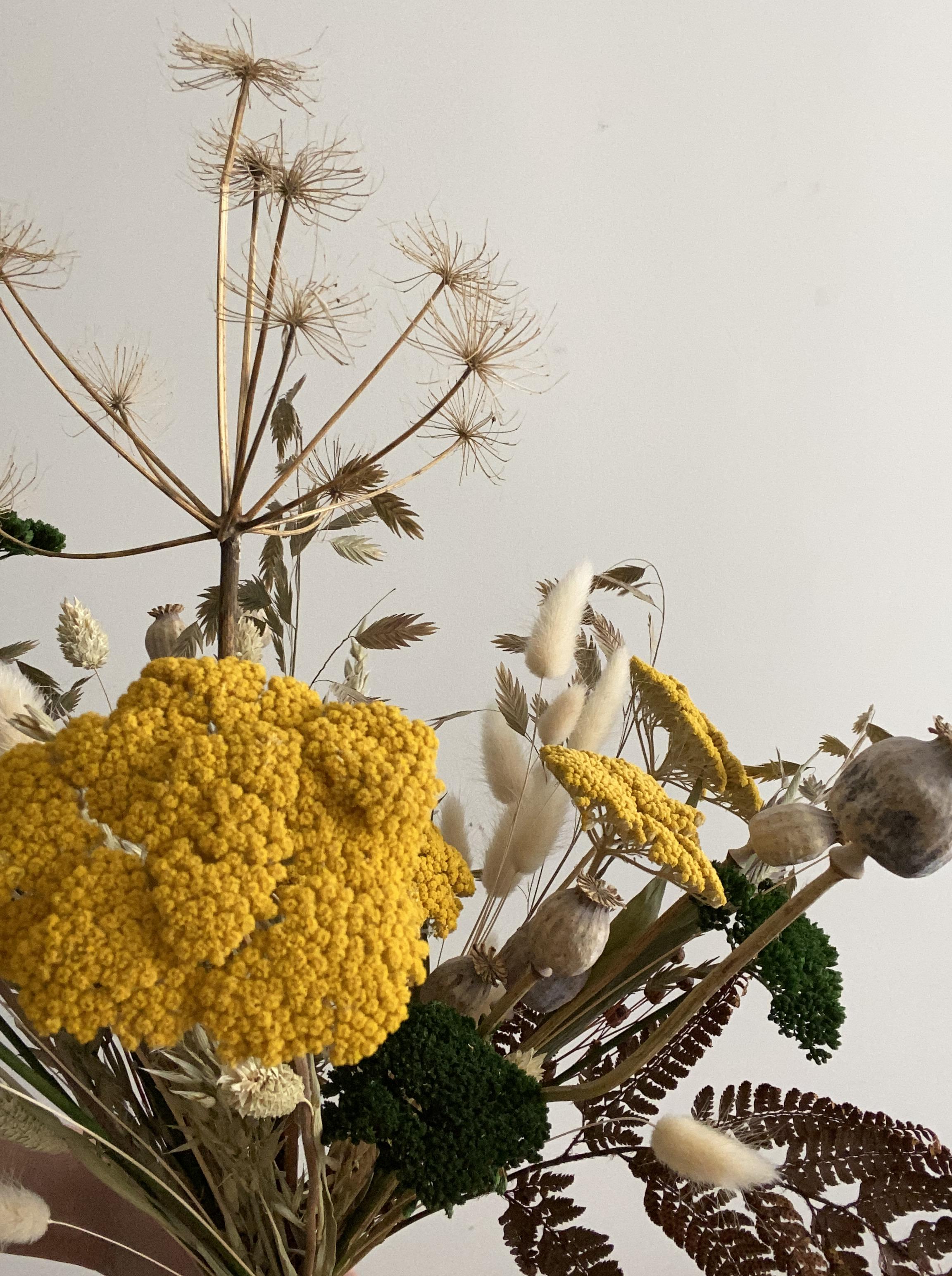 Ramo de flores secas CAROLINA