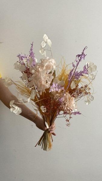 Ramo de flores secas EVA